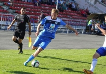 Футболисты «Сахалина» обыграли омичей на чужом поле