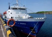 Законность покупки ржавого судна и возможные  нарушения в его эксплуатации решили проверить