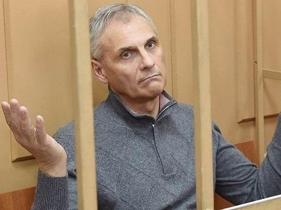 Идет судебный процесс над эксгубернатором области