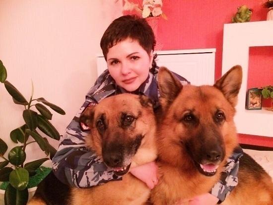 У кинолога и собаки – один характер на двоих