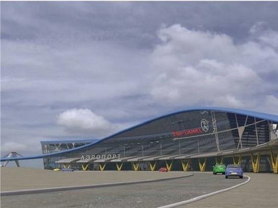 Новый аэровокзал построит «Сахалинская механизированная колонна № 68»