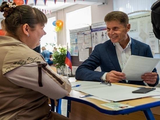Жители Сахалинской области выбрали депутатов в главный законодательный орган региона