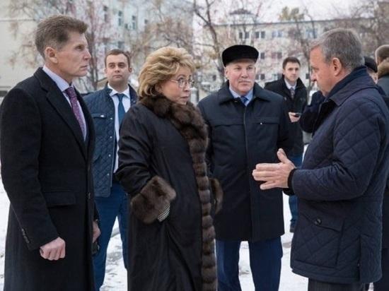 В Москве продолжается обсуждение бюджета Сахалинской области