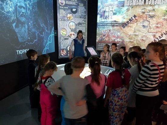 Выставочный проект «Россия – моя история» открыт для всех желающих