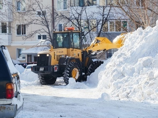 Весна обрушилась на Сахалин мощным циклоном